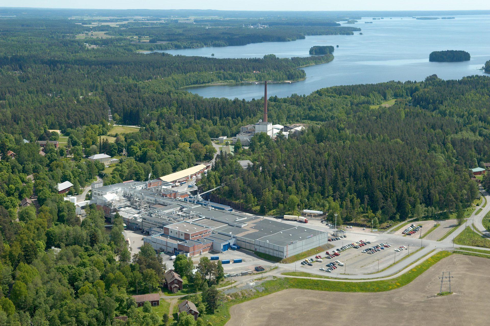 Jujo Thermal factory